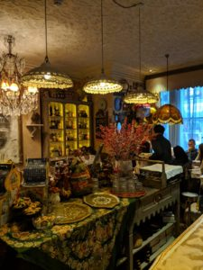Mari Vanna Russian Restaurant London