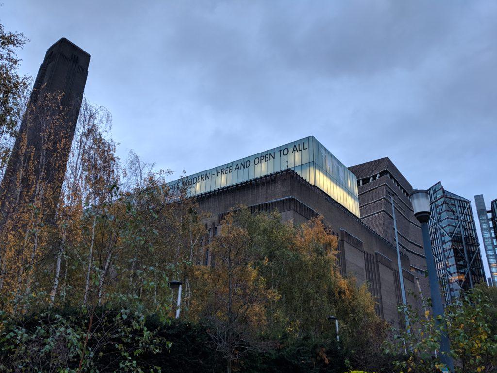 Tate Modern London Museum Lates