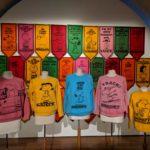 Varsity sweatshirts snoopy