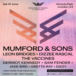 All points east festival line up