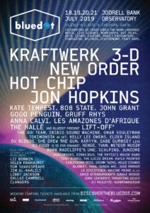 Blue Dot festival line up
