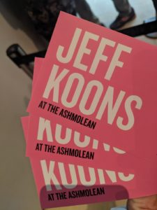 Jeff Koons tickets