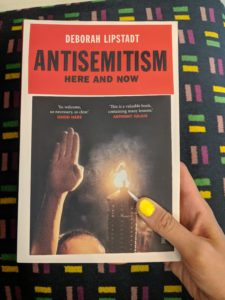 Antisemitism book