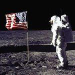the moon landings