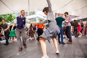 Swing patrol jiving vintage london