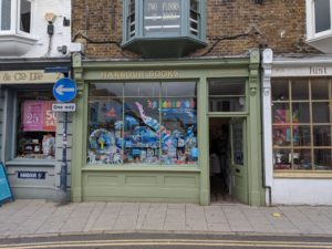 Independent shops whitstable