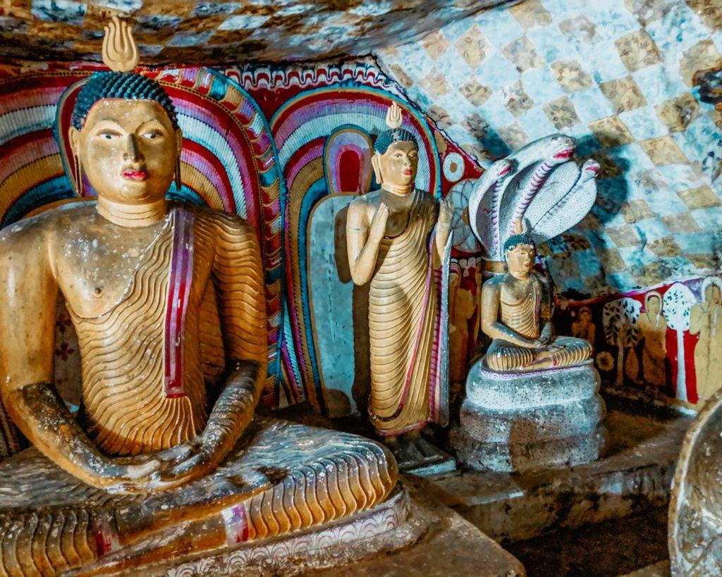 Visit Sri Lanka temple