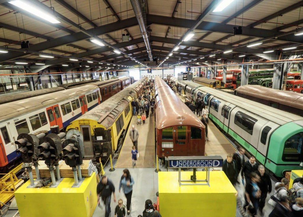 London Transport Museum Lates