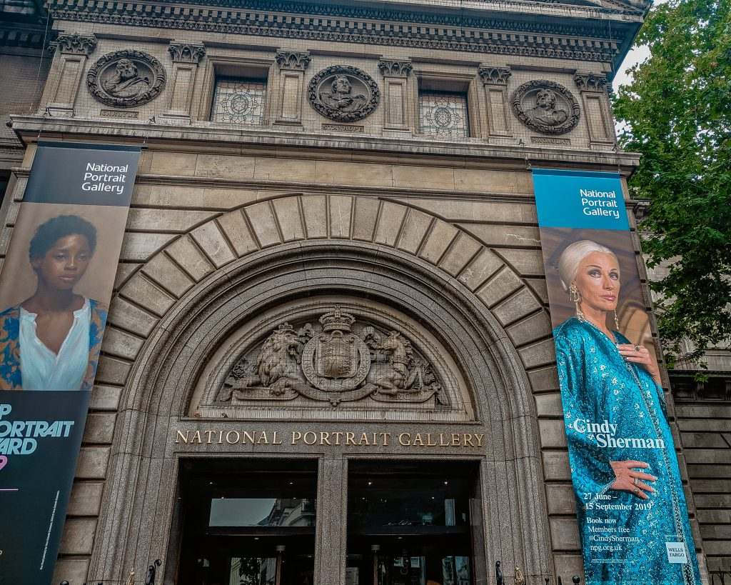 National Portrait Gallery London Museum Lates