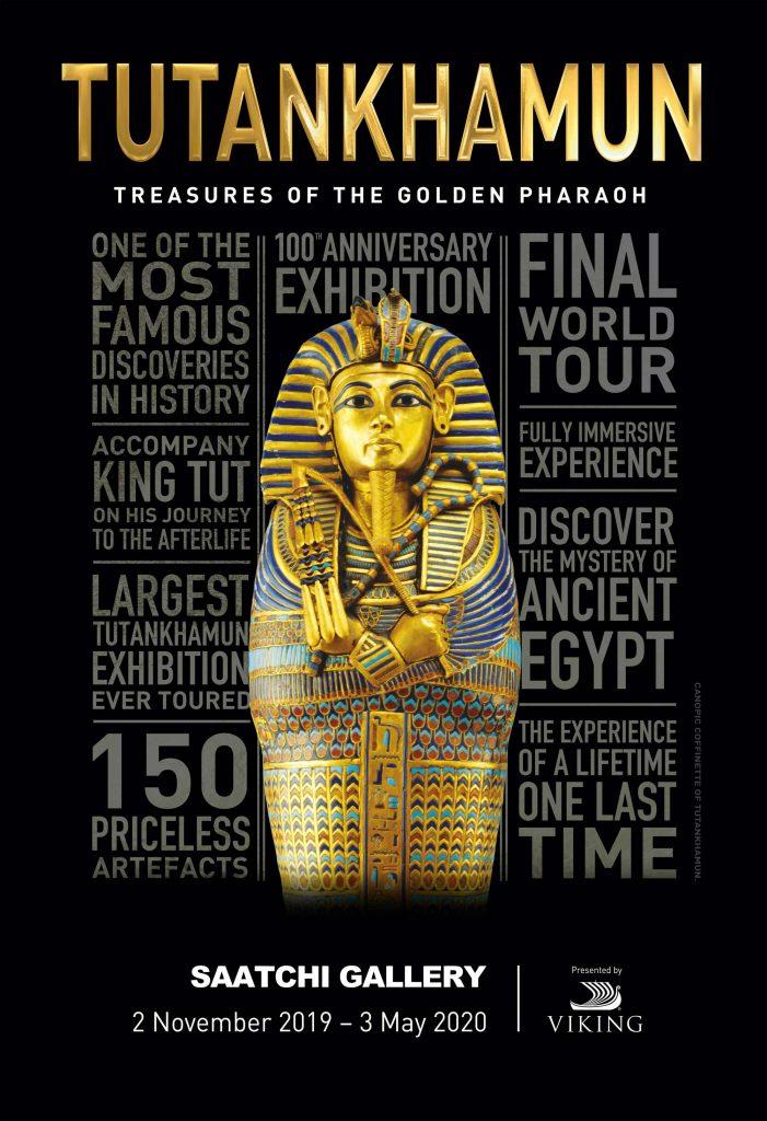 Tutankhamun lockdown alternative