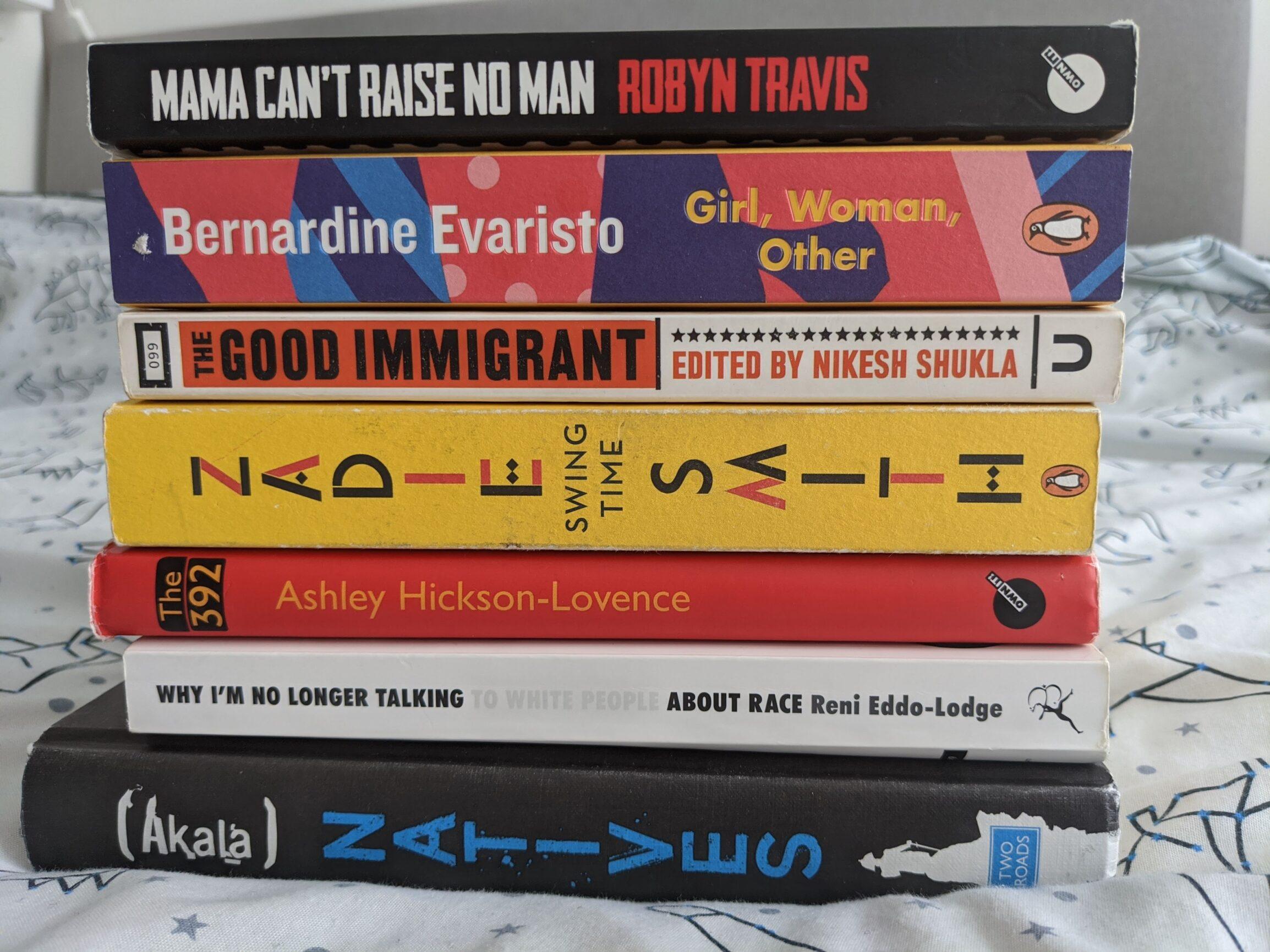 Black British books