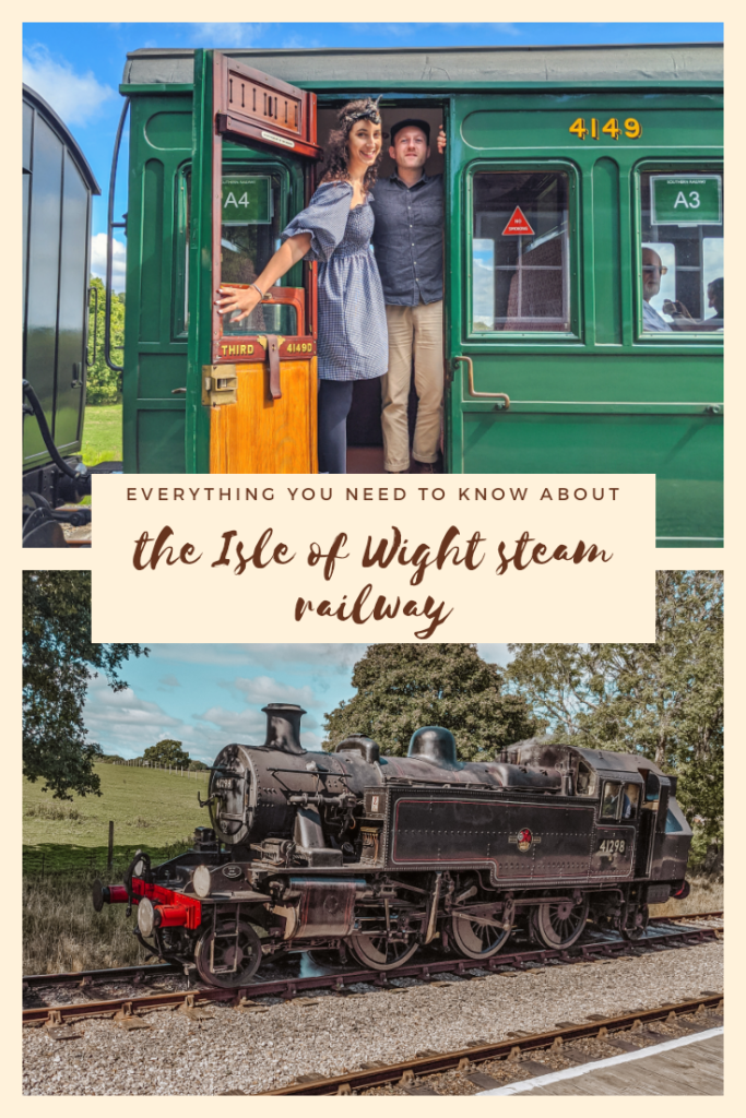 isle of wight steam railway pinterest